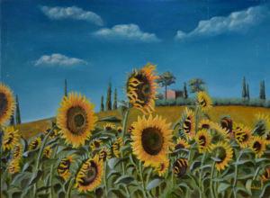 14 - Sotto il sole della Toscana