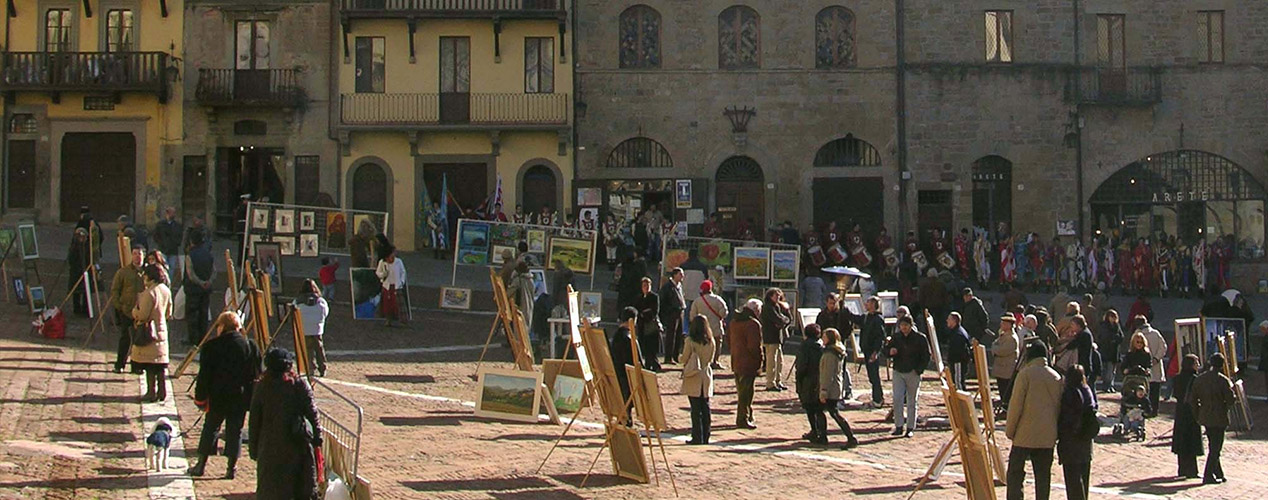 Collettiva Piazza Grande