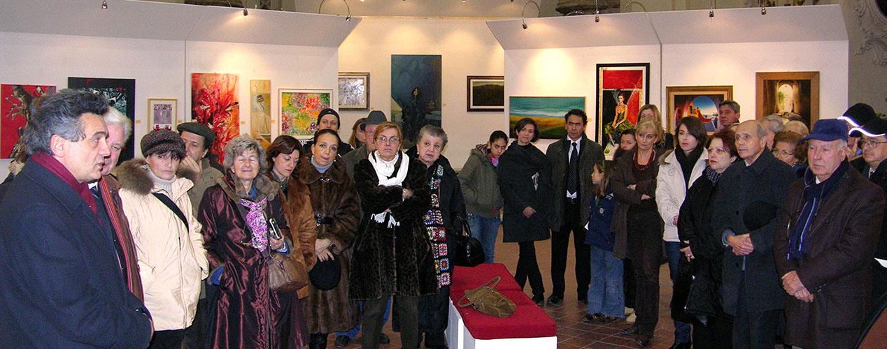 Mostra Sant'Ignazio 2007