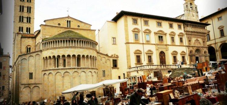 Fiera Antiquaria 28 Febbraio – Mostra del Cenacolo degli Artisti Aretini